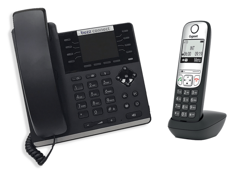 Buzz Connect VoIP Handset